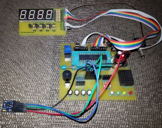 LibStock - AVR-based Digital Compass with HMC5883L