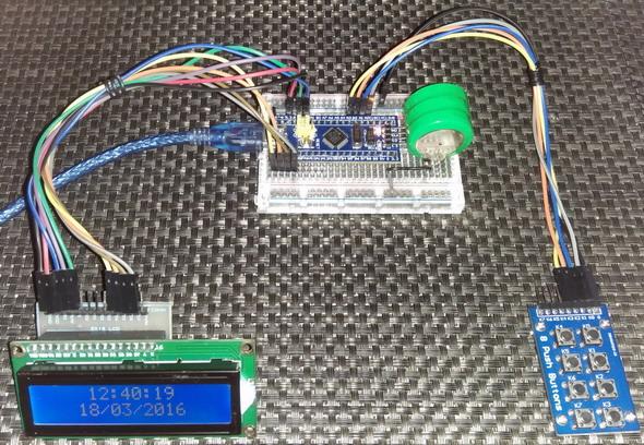 LibStock - STM32's Internal RTC