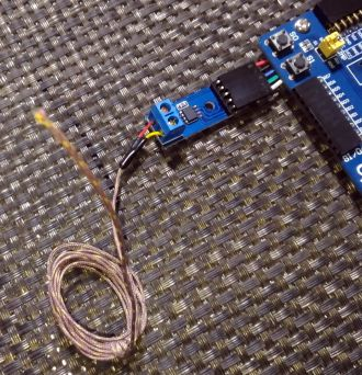 K-Type Thermocouple Sensor