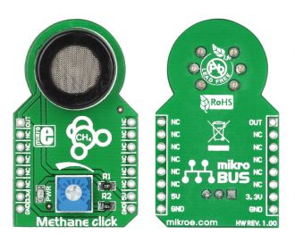 Methane click board