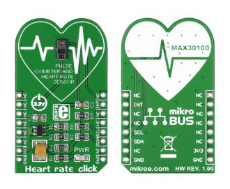 Heart Rate click board