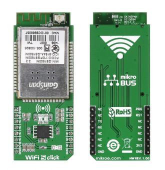 Wifi 5 Click Front and Back
