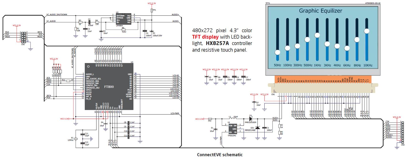 4 Wire Resistive Touch Screen Controller Circuit Ask Answer Diagram Ad7873 Block Libstock Connecteve Example Bracket 5