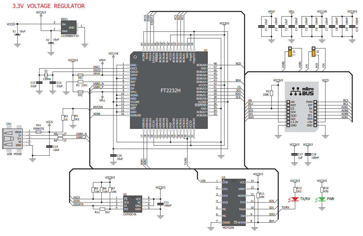usb wifi dongle circuit diagram circuit and schematics
